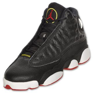 Boys Grade School Air Jordan Retro 13 Basketball Shoes   414574 002