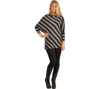 Womens J Arty Loose Fit Striped Top