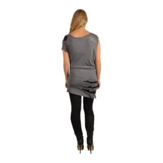 Womens J Arty Off Shoulder Top Grey   Shopping   The Best