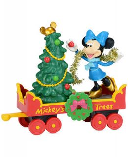 Department 56 Mickeys Christmas Village Collection Mickeys Holiday