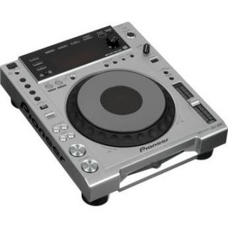 Pioneer CDJ 850 Performance Multi Player (Silver) CDJ 850
