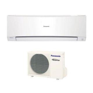 Panasonic 12,000 BTU 1 Ton Ductless Mini Split Air Conditioner with Heat   230 or 208V/60Hz E12NKUA