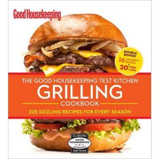 The Good Housekeeping Test Kitchen Grilling Cookbook (Loose leaf