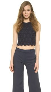 A.L.C. Adriana Lace Top