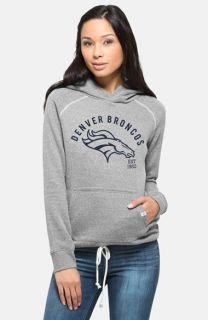 47 Brand Denver Broncos   Stadium Graphic Hoodie