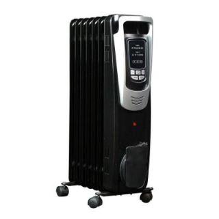 NewAir 1500 Watt Electric Oil filled Radiant Portable Heater AH 450B