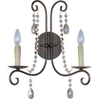 Maxim Lighting Adriana Wall Sconce 22192UR