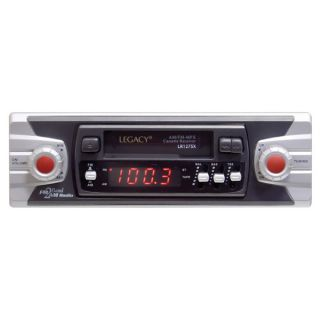 Legacy LR127SX Shafted AM/FM MPX Stereo Cassette Receiver (Refurbished