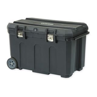 Stanley 037025H Mobile Tool Chest, Rolling, 50 Gallon