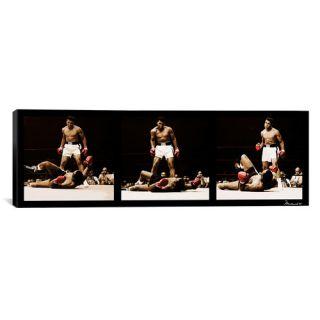 Ace Framing Muhammad Ali Versus Sonny Liston Photographic Print Shadow