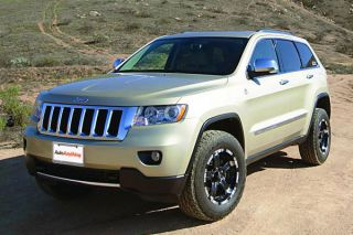 2011 2014 Jeep Grand Cherokee Lift Kits   Eibach 28108.980   Eibach Lift Kits
