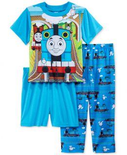 Thomas & Friends Toddler Boys Thomas the Tank Engine 3 Piece Pajama