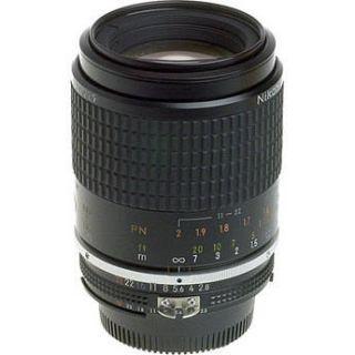 Nikon  Micro NIKKOR 105mm f/2.8 Lens 1455