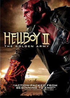 Hellboy II: The Golden Army (DVD)   Shopping   Big Discounts