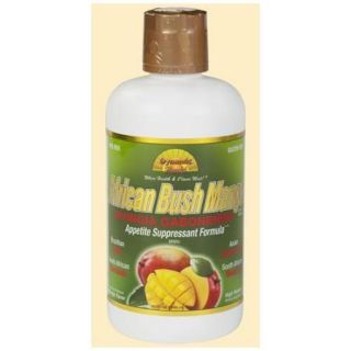 African Bush Mango Juice Blend Dynamic Health 32 oz Liquid