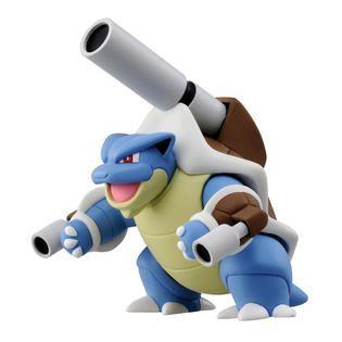 Tomy Pokémon Mega Evolution Blastoise   Toys & Games   Action Figures