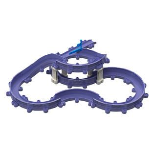 Tomy Chugginton StackTrack Twist and Turns Pack   Toys & Games