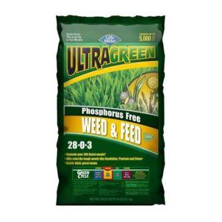 UltraGreen 18 lbs. 28 0 3 Weed & Feed 100512085