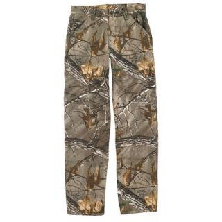 Carhartt Little Boys Washed Work Camo Dungaree