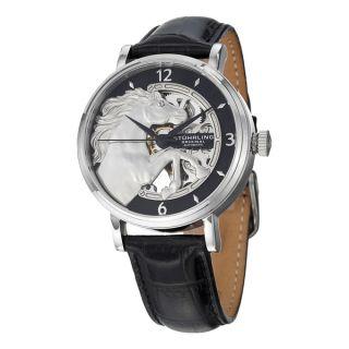 Stuhrling Original Mens Trackmaster Quartz Chronograph Watch with
