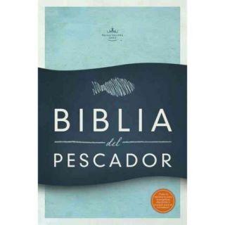 Biblia del Pescador: Reina valera 1960, Multicolor, Tapa dura