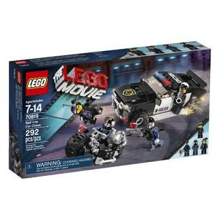LEGO MOVIE™ Bad Cop Car Chase   Toys & Games   Blocks & Building