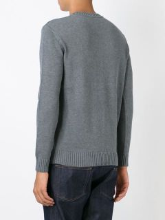 Christopher Shannon Can Intarsia Sweater