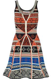 Ilsa jacquard knit dress  Diane von Furstenberg