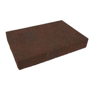 Ashberry Haze Rectangle Concrete Paver (Common: 5 in x 10 in; Actual: 4.9 in x 9.8 in)