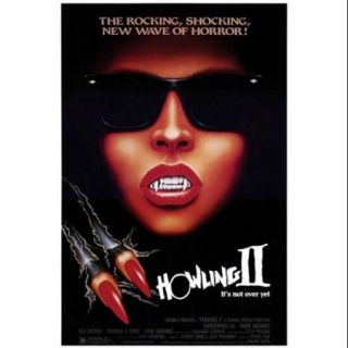 Howling 2 Your Sister is a Werewolf Movie Poster (11 x 17)