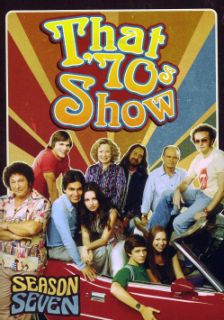 That 70s Show: Season 7 (DVD)   Shopping