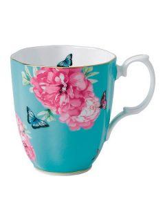 Royal Albert Miranda kerr friendship mug blue 0.4l