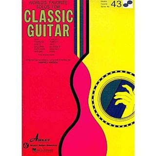 Solos for Classical Guitar: Worlds Favorite Series #43