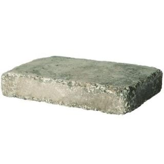 Pavestone 10.5 in. x 7 in. Greystone Rectangle Concrete Paver (192   Pieces per Pallet) 90934