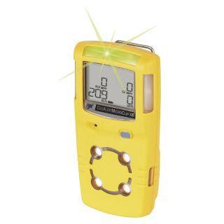 BW TECHNOLOGIES Multi Gas Detector,O2/LEL,Yellow   Multi Gas Detectors   35HY18|MCXL XW00 Y NA