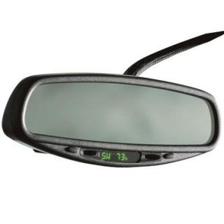 Cipa Mirrors   Cipa Mirrors Deluxe Auto Dimming Rear View Mirror 36500   Fits 1976 to 2016, Cherokee and CJ