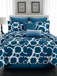 Rhys Hotel Quilted Comforter Set by Duck River