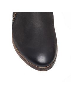 Miss KG Spitfire flat ankle boots Black