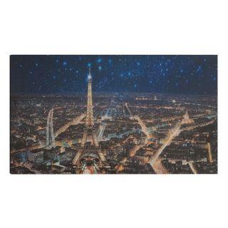 Coaster Starry Night in Paris Wall Art   960849