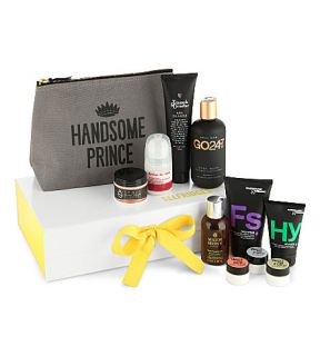 Handsome Prince grooming box