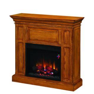 Classic Flame Metropolis Wall/Corner Electric Fireplace Mantel   23DM159 C201, 23DM159 O103