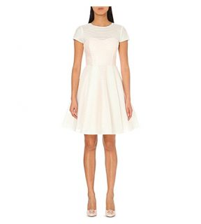 TED BAKER   Cadye fit and flare dress