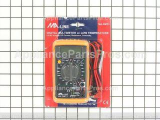Pro TJMA DMT3 Digital Multi Meter W/te