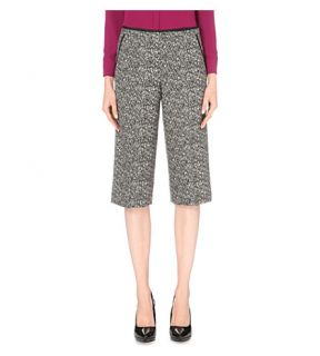 TED BAKER   Wide leg tweed culottes