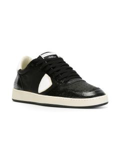 Philippe Model Logo Patch Sneakers   Spinnaker Sanremo