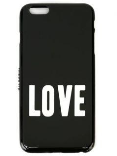 Givenchy Love Print Iphone 6 Plus Case   Satù
