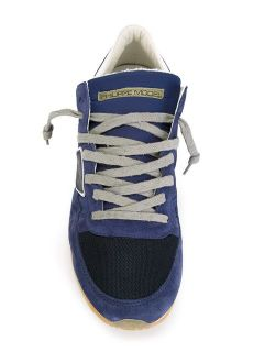 Philippe Model Logo Patch Sneakers   Papini
