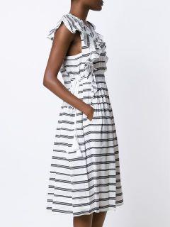 Apiece Apart 'san Rafael' Ruffle Dress   Mcmullen