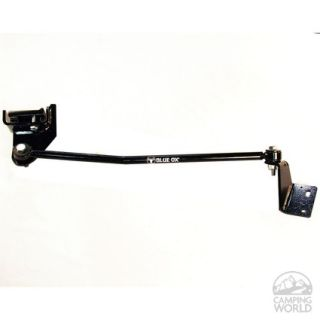 TigerTrak Blue Ox Track Bar, Ford E 350 C Chassis thru 2013 & E 450 C Chassis through 2004   Rear   Blue Ox TT2402   Sway Controls
