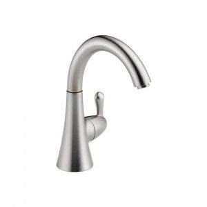 Delta 1977 AR DST Traditional Beverage Faucet   Arctic Stainless